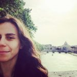 Raquel in Italy. #architectabroad #gettliffearchitecture